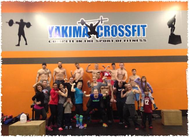 Yakima Crossfit People